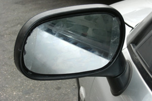 Replacement mirrors - After